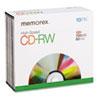 Imation Memorex® CD-RW High-Speed Rewritable Disc MEM 03417