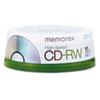 Imation Memorex® CD-RW High-Speed Rewritable Disc MEM 03424