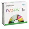 Memorex Memorex® DVD-RW Rewritable Disc MEM 05512