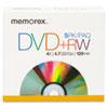 Memorex Memorex® DVD+RW Rewritable Disc MEM 05514