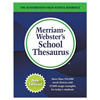 Merriam Webster School Thesaurus, Grades 9-11, Hardcover, 1,024 Pages MER 3656