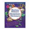 Merriam Webster Merriam Webster Elementary Dictionary MER 6763