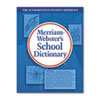 Merriam Webster Merriam Webster School Dictionary MER 80