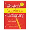 Merriam Webster Merriam Webster Notebook Dictionary MER FSP0566