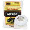 DataVac DataVac® Handheld Steel Vacuum/Blower Bags MEV DVP26RP