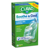 Curad Curad® Soothe  Cool™ Clear Gel Bandages MII CUR5236
