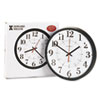 Howard Miller Howard Miller® Alton Auto Daylight Savings™ Wall Clock MIL 625323