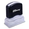 Offistamp Offistamp® Pre-Inked Message Stamp MKG 321606