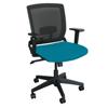 Marvel Group Operational Mesh Chair, Teal Fabric/Black Base MLG WMCOPFB-F6553