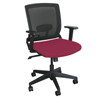 Marvel Group Operational Mesh Chair, Raspberry Fabric/Black Base MLG WMCOPFB-F6557