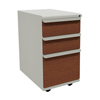 Filing cabinets: Marvel Group - Zapf Mobile Pedestal, Box/Box/File, Featherstone, Collectors Cherry Fronts