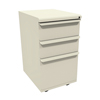 Filing cabinets: Marvel Group - Zapf Mobile Pedestal, Box/Box/File, Putty