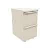 Filing cabinets: Marvel Group - Zapf Mobile Pedestal, File/File, Putty
