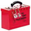Master Lock Master Lock® Latch Tight™ Lock Box MLK 498A