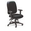 Tiffany Industries Mayline® 24-Hour High-Performance Swivel Task Chair MLN 2424AG2113