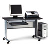 Tiffany Industries Mayline® Eastwinds™ Series Mobile Work Table MLN 8100TDANT