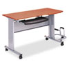 Tiffany Industries Mayline® Eastwinds™ Series Mobile Work Table MLN 8100TDMEC