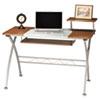 Mayline Mayline® Eastwinds™ Vision Computer Desk MLN 972MEC