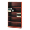 Tiffany Industries Mayline® Aberdeen™ Series Five-Shelf Bookcase MLN AB5S36LCR