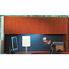 Desks & Workstations: Mayline® Aberdeen™ Series Wood Door Hutch