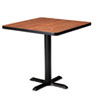 table bases: Mayline® Hospitality Table Pedestal Base
