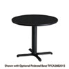round table top: Mayline® Round Hospitality/Bistro Table Top