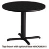 round table top: Round Hospitality/Bistro Table Top
