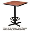 Tiffany Industries Mayline® Hospitality Table Pedestal Base MLN CA41B2025