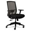 Mayline Mayline® Gist™ Task Chair MLN GS22SVRBLK
