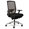 Mayline Mayline® Gist™ Task Plus+ Chair MLN GS33SVRBLK