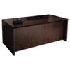 Tiffany Industries Mayline® Mira Series Straight Front Desk MLN MDKS3672ESP