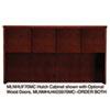 Tiffany Industries Mayline® Mira Series Hutch MLN MHUF70MC