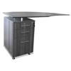 Filing cabinets: Mayline® Medina™ Laminate Pedestal