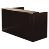 Tiffany Industries Mayline® Mira Series Reception Desk Shell MLN MRS7278DESP