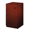 Filing cabinets: Mayline® Luminary Series Box/Box/File Pedestal