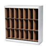 mailroom stations: Mayline® VertiPocket Vertical Sorters