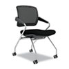 Tiffany Industries Mayline® Valoré Training Series Mid-Back Nesting Chair MLN TSM2BB
