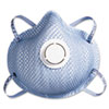 respiratory protection: 2300 Series N95 Particulate Respirators