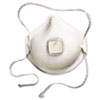 respiratory protection: 2700 Series N95 Particulate Respirators