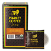 Marley Coffee Coffee Single Serving Pod, Get Up Stand Up, 0.34 oz, 12/Box MLY 02592