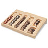 MMF Industries MMF Industries™ One-Piece Plastic Countex II Coin Tray MMF 221611003