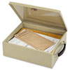 MMF Industries STEELMASTER® by MMF Industries™ Fire Retardant Security Chest with Locking Latch MMF 221615103