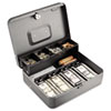 Mmf Industries STEELMASTER® by MMF Industries™ Tiered Cash Box with Bill Weights MMF 2216194G2