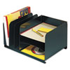 MMF Industries STEELMASTER® by MMF Industries™ Combination Letter-Size Organizer MMF 26420HV004