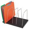 MMF Industries STEELMASTER® by MMF Industries™ Wire Desktop Organizer MMF 264404