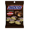 Milk Chocolate Milk: M & M Mars - Snickers Miniatures Peg Pack