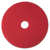 Floor Care Equipment: 3M™ Red Buffer Floor Pads 5100