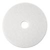 3M 3M™ White Super Polish Floor Pads 4100 MMM 08477