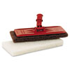 cleaning chemicals, brushes, hand wipers, sponges, squeegees: 3M Doodlebug™ Threaded Pad Holder Kit