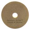 3M Scotch-Brite™ Clean & Shine Pad MMM09541